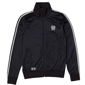 Brick Lane Bikes London BLB Taped Veste zippée Homme, black